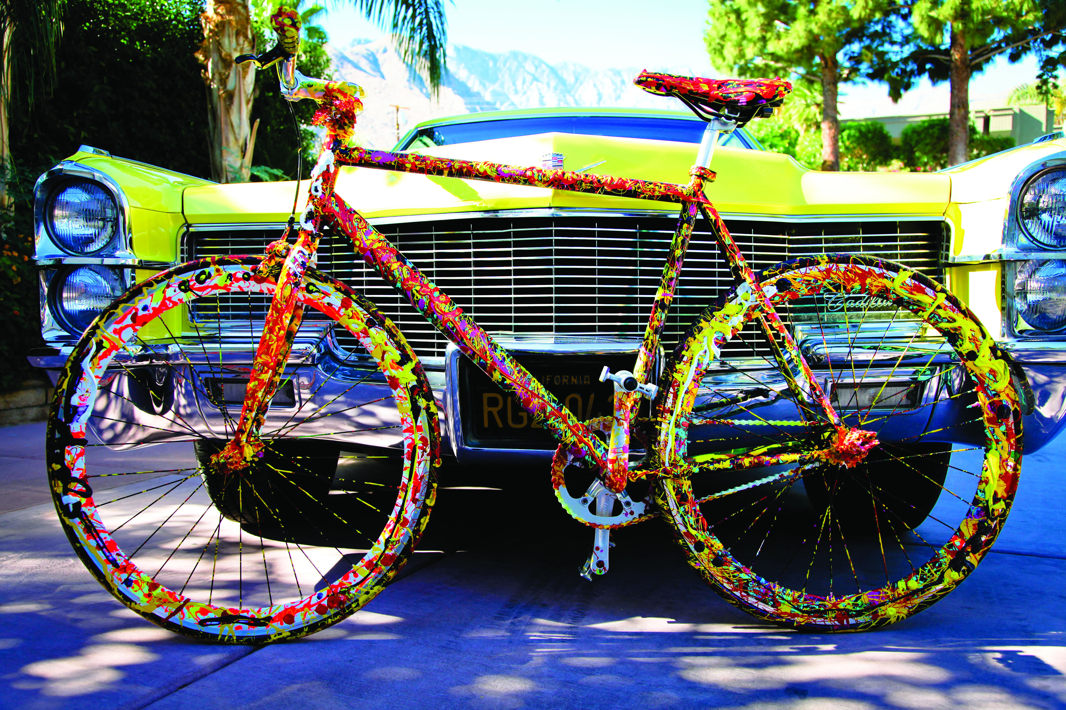 Harley Davidson  Million Dollar Bike