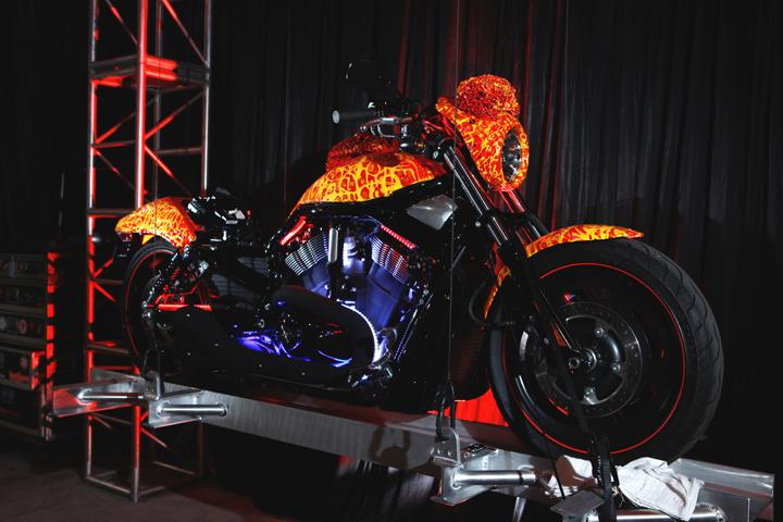 Resultado de imagen para Harley Davidson Cosmic Starship