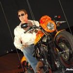 Jack Armstrong and the $1.1 million Harley he painted